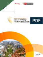 IV Seminario Internacional_GRD y Cambio Climático 2019