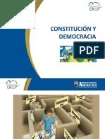 constitución y democracia