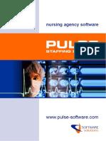 Nursing Agency Software