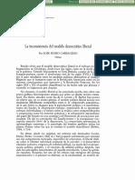 Dialnet-LaInconsistenciaDelModeloDemocraticoLiberal-1985301