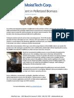 5. Moisture Content in Pelletized Biomass