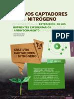 CULTIVOS AGROECOLÓGICOS CAPTADORES DE NITROGENO