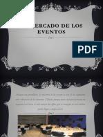 Eventos y Su Mercado