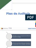 Plan de Trabajo de Auditoria