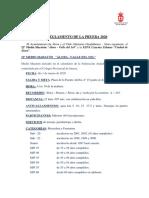Reglamento Medio Maraton 2020 Para Dorsalchip