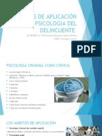 AMBITOS DE APLICACIÓN DE LA PSICOLOGIA DEL DELINCUENTE.pptx