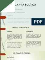 TIF_La Etica y La Politica