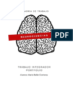 PORTFOLIO de NEUROCIENCIAS