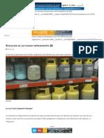 Evolución de los fluidos refrigerantes (I) _ Climatización y Refrigeración - ACR Latinoamérica.pdf