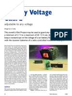 Battery Voltage Guard
