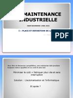 1 - Généralités Sur La_Maintenance Industrielle (1)