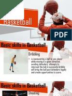 Skills in Basket.