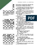 Estrategia 7 Temprana Ofensiva de Peones Por El Flanco de Dama