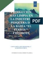 Industria Pesquera en La Bahía El Ferrol