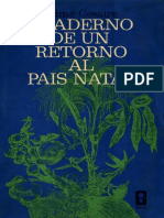 Aimé Césaire, Retorno al país natal