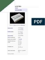Batería de ion de litio.docx