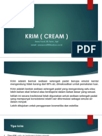 3. KRIM ( CREAM ).pptx