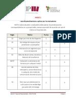 ANEXO 2. Tabla de Penalizaciones - CNULP 2018