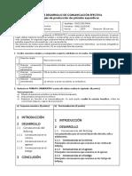 PRODUCTO 2 Prueba de Desarrollo Produccion de Párrafos Expositivos
