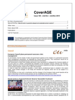 """""""What EU action to guarantee adequate and sustainable pension systems?"""" 2010"""