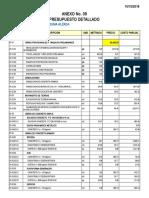 (01) Presupuesto Oferta Sicuani Cm2 - Cc