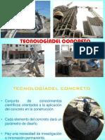 1.0 El Concreto 2018-1