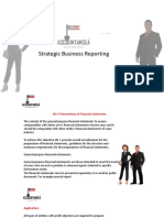 strategic business reporting