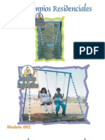 Catalogo P-Arque Infantil
