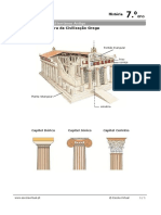 A Arquitetura Grega