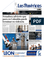 DIARIO LAS AMÉRICAS Edición digital del miércoles 20 de noviembre de 2019