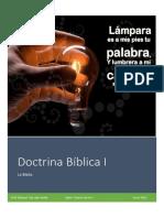 Doctrina Bíblica I