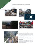 Reportan Daños Materiales en Tres Viviendas De Chile