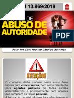 A Nova Lei de Abuso de Autoridade - Professor Caio Laforga (1)
