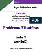 Debate Sobre La Racionalidad Politica en México