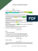 Guía de Calculos - PH V1-2