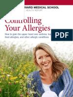Harvard Medical School Controlling Your Allergies
