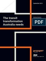 Prosper Hale Transit Transformation