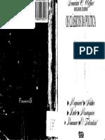 Francisco Weffort. Clássicos Da Política 1