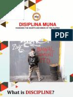 Disiplina Muna Presentation Final