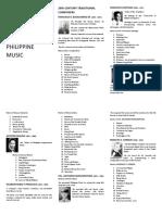 Music Lesson 3rd Grading G10
