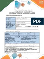 Guia de actividades y  rúbrica de evaluación Fase 1  conceptualizar terminos de la  planeación estategica.docx