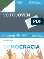 Voto Joven en Argentina