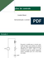 Aula Instrumentação e Controle UFABC