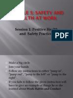 Presentation Habits Module 5