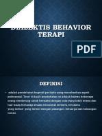 dialekstis behaviour terapi
