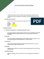 procesos para formular adicionales