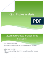 Quantitative Data Analysis.1.Student