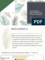 Exposicion Icono. Mayas