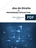 Estudos de Direito de Propriedade Intelectual