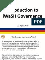 i-wash Governance